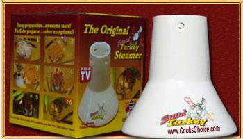Cooks Choice Sittin' Turkey™ Steamer #2706